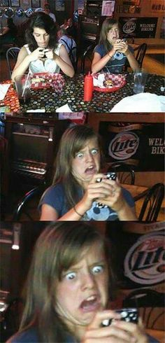 Don't snapchat in public...