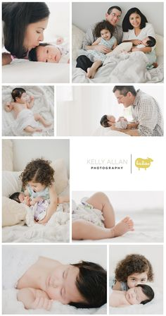 Yakima Newborn Photographer | Natural light lifestyle family portraits