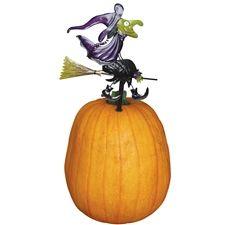 Pumpkin Push-In Kit - Purple Metal Witch