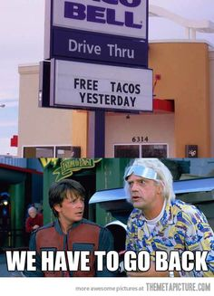 Taco Bell :)