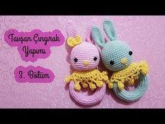 Tavşan Çıngırak - 1.Bölüm: Çıngırak Halkası Yapımı - YouTube