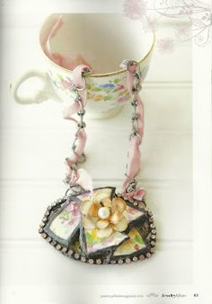 mammabellarte: Jewelry Affaire Summer 2012!  Made by Beth Livesay