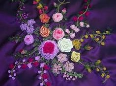 Emy's Gallery: Silk-Ribbon Embroidery Techniques