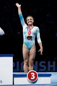 The FINAL Five. Laurie Hernandez P&G 2016