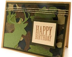 hunting cards on Etsy, a global handmade and vintage marketplace.