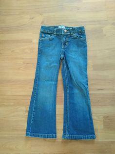 EUC Children's Place Girls Boot Cut Stretch Jeans Adjustable Waist SZ 5 #TheChildrensPlace #CasualPants #Everyday #girlsfashion #freeshipping #girlspants #jeans #ebay #ebaydeals #jinxedapple #thriftshop