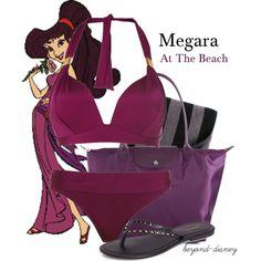 """Megara"" by beyond-disney on Polyvore"