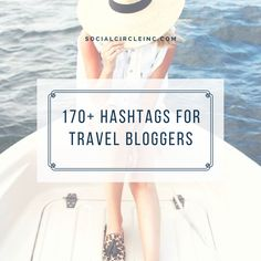 "We just compiled the most ""balls to the wall, crazy, super gnarly, insane"" list of Instagram travel hashtags! Travel bloggers beware – you're going to want to steal these hashtags immediately! These are the top trending hashtags that you'll want to start using right now to attract more targeted Instagram followers."