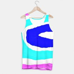 "Toni F.H Brand ""Alchemy Colors#W1"" #tank #top #tanktop #fashionforwomen #shoppingonline #shopping #fashion #clothes #tiendaonline #tienda #vestidos #compras #moda #comprar #modamujer #ropa"