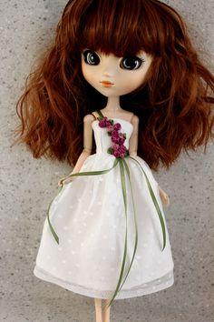 Free Pullip Or Momoko Doll Dress Pattern