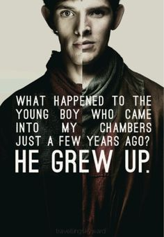 Colin Morgan...my absolute favorite actor.