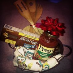 Secret pal gift! :)  I had alot of fun with this this year!  today was the last day :(