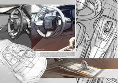 Volvo Roadster on Behance