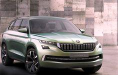 Skoda developing an all electric vehicle , Car News - K4car.com