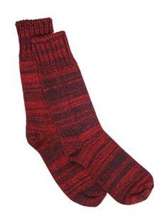 Color Block Marl Socks