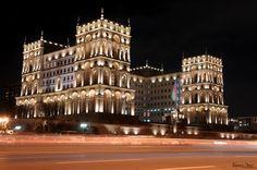 Baku, the Government House