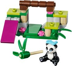Compare prices on LEGO Friends Set Panda from top online retailers. Save money on your favorite LEGO figures, accessories, and sets. Lego Duplo, Lego Ninjago, Legos, Lego Friends Sets, Friends Series, Lego Craft, Lucky Bamboo, Buy Lego, Lego Group