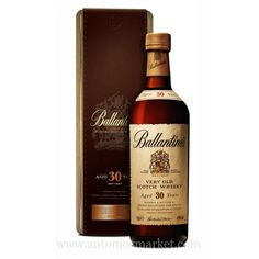 #Ballantine's 30 years – Truly the World's best and finest Scotch #Whisky with an excellent taste!