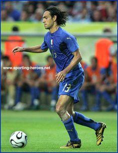 Alessandro NESTA Fifa, Alessandro Nesta, All Star, Ac Milan, Football Players, Sport, Yacht, Running, Italy