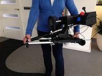 Wheel Stand Pro for Saitek review.