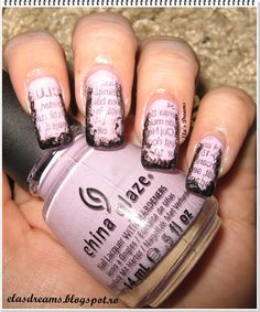 Burn Newspaper Nails great idea execution not so much