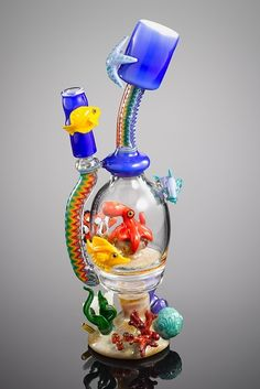 I would love this! Best collection of pipes on pinterest - And of course to fill that pipe what better than some Salvia Extract where you can buy online at http://buysalviaextract.com/