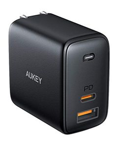 #AUKEY Omnia #65W #Fast #USBC #WallCharger Macbook Pro 13 Pouces, Nouvel Iphone, Smartphone, Ipad, Deal Sites, Thing 1, Charger, Iphone 11, Iphone 7 Plus