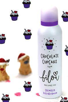 Neu: Bilou Chocolate Cupcake   Geschenkset