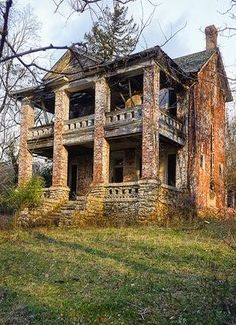 2933 Best Abandoned mansions images in 2019 | Ruins, Abandoned