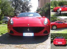 La Nostra Ferrari California T: la Ciliegina sulla Torta del Vostro Matrimonio!!!