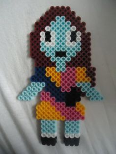 Sally From Nightmare Before Christmas perler beads by PerlerHime