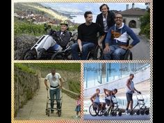 Spinal implant helps three paralysed men walk again! Walking, Money, Silver, Walks, Hiking