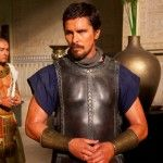 Christian Bale talks to us about the stress of becoming Moses for Exodus: Gods and Kings. Bale also talks about the joys of working with. Christian Bale, New Cinema, Movie Previews, Vincent Cassel, Actor Studio, Movie Costumes, Ancient Romans, Perfect Man, Chris Hemsworth