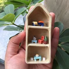 Ceramic Houses, Ceramic Clay, Ceramic Pottery, Pottery Art, Pottery Houses, Clay Houses, Clay Art Projects, Ceramics Projects, Polymer Clay Crafts