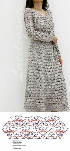 Don't like it as a dress, but would be a pretty skirt. liveinternet.ru