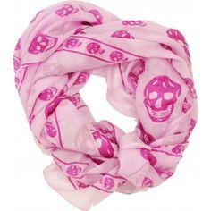 McQueen scarf <3