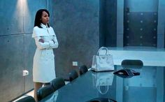 """Scandal's Olivia Pope — Washington D.C.'s best """"fixer"""" and the self-appointed leader of the """"gladiators in suits"""" — has resumed her Thursday-night primetime residency. And as any devoted Scandal fan would expect, the show's return comes with"""
