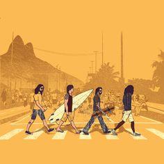 Camiseta 'Come Together'. A partir de R$55.00 http://cami.st/p/1589
