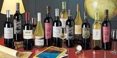 National Geographic: 12 Award-Winning Wines with Shipping