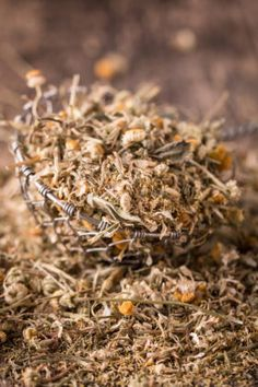 dried chamomile for eczema relief