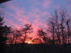 Sunrise: March 13, 2015