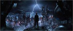 Matrix Revolutions : photo Andy Wachowski, Lana Wachowski