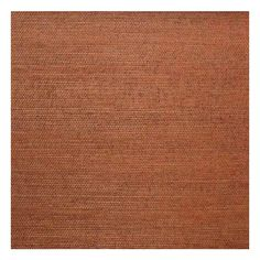 Sisal Wallpaper in Burnt Orange from the Winds of the Asian Pacific... ($285) ❤ liked on Polyvore featuring home, home decor, wallpaper, oriental wallpaper, asian inspired home decor, textured wallpaper, asian home decor and burnt orange home decor