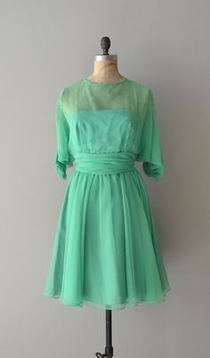 vintage 60s dress | Sweet Mint dress