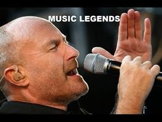 bitácora musical: Phil Collins - Love Songs & Ballads (Video Collect...
