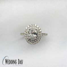 Oh my! Could this be the perfect engagement ring!? We think it might be!