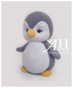 (4) Name: 'Crocheting : Baby Penguin Crochet Pattern