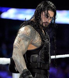 Roman Reigns is ready for his huge battle with Rusev on SmackDown! Roman Reigns Wwe Champion, Wwe Superstar Roman Reigns, Roman Reigns Smile, Wwe Roman Reigns, Roman Reigns Wrestlemania, Roman Regins, Best Wrestlers, Bae, Roman Warriors