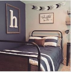 122 Likes, 24 Comments - Dream Nest Decor (Dream Nest Real Estate & Home Design). Cool Bedrooms For Boys, Boys Bedroom Decor, Room Ideas Bedroom, Teen Boy Rooms, Big Boy Bedrooms, Boys Bedroom Ideas Tween, Boys Room Ideas, Little Boy Bedroom Ideas, Teen Boy Bedding