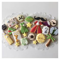 C.bonbon: Peter Pan cookies
